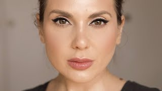 BASIC MAKEUP LOOK TO BOOST YOUR CONFIDENCE | ALI ANDREEA