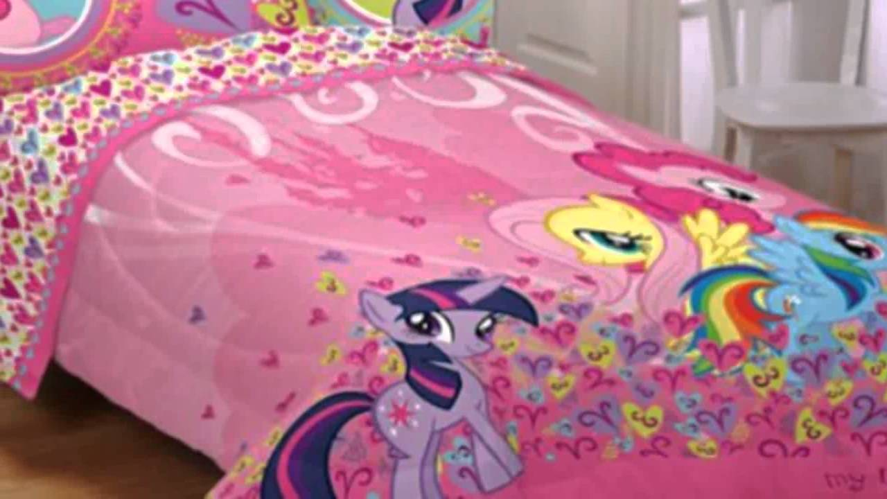 Elegant My Little Pony Heart To Heart Twin Comforter   YouTube