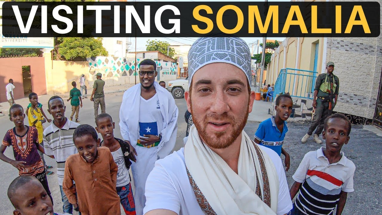 Download WHAT IT'S LIKE VISITING SOMALIA (Mogadishu)