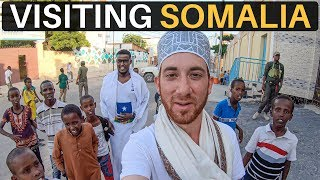 WHAT IT'S LIKE VISITING SOMALIA (Mogadishu)