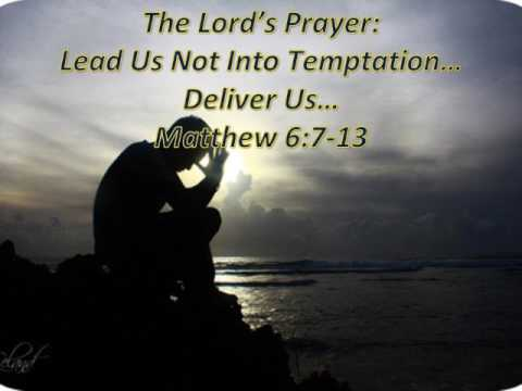 Download The Lord's Prayer   Lead Us Not Into Temptation