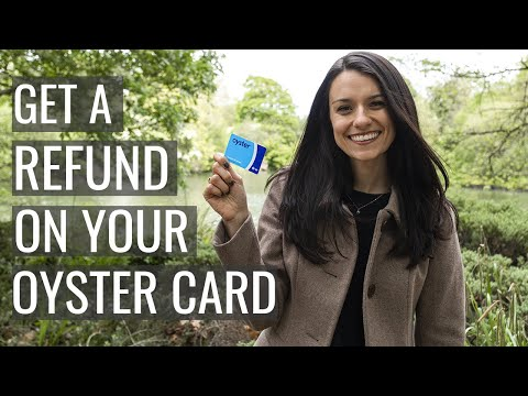 How to Get a Refund for Your Oyster Card (deposit and credit) | London Tips | Love and London