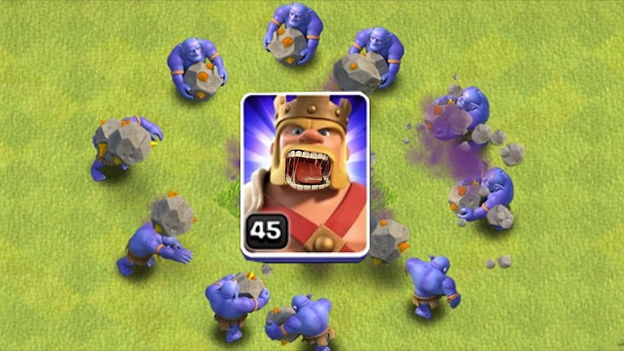 "don't get TRAPPED in a box!! no!!! ""Clash Of Clans"" clan games!!"