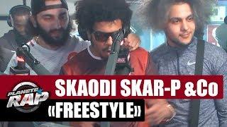Freestyle Skaodi X Trafiquenté X Skar-p #planèterap