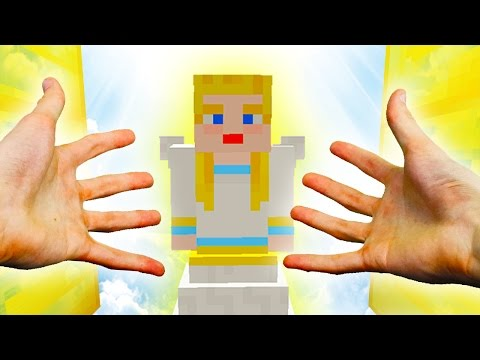 REALISTIC MINECRAFT - STEVE GOES TO HEAVEN! 😇
