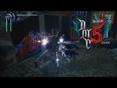 Devil May Cry 5 DMC5 TIPS 13: V gameplay 4 (Royal Fork...?) thumbnail