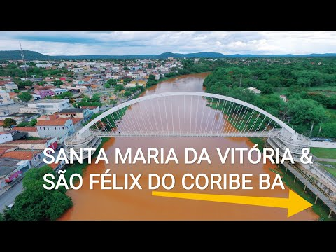 Santa Maria da Vitória / São Félix do Coribe BA