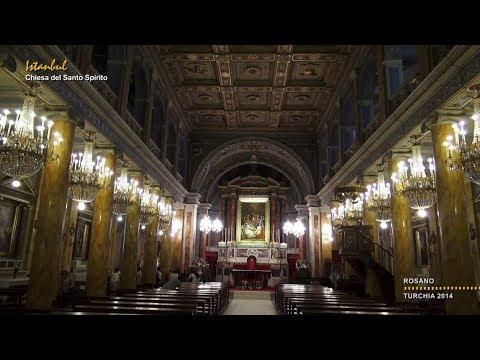 Istanbul 2014-04 Chiesa del Santo Spirito - Rosano