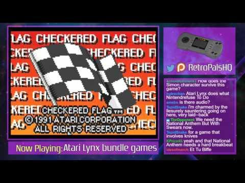 A Look at the Atari Lynx (2/8/17)