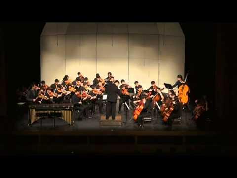 Fantasia for marimba and strings-Lindsay Davidson