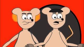 The Three Nudnik Mice