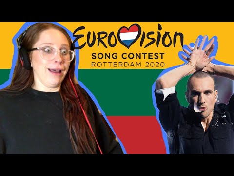 LITHUANIA // LA ROOP // EUROVISION 2020 // THE BEST SONG EVER ?