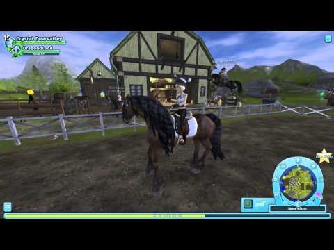 star stable how to get xp