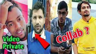 Actor Manojdey Video Private | Technical Israr Fake Strike Issu And Suraj 8.9 Channel Hacked!