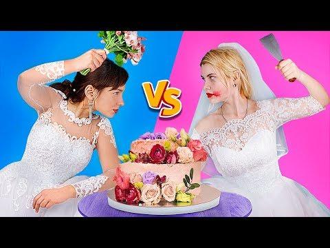 Война невест! Чей торт круче?