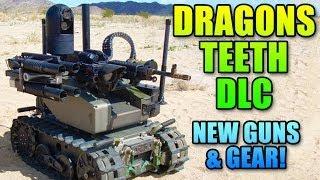 Battlefield 4 New Guns & Gadgets In Dragons Teeth DLC!