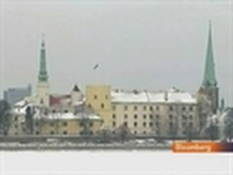 Latvia Shows Budget Cuts, Bailout Can Stabilize Economy