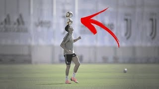 Cristiano Ronaldo In Juventus Training 2018 • Skills, Tricks, Goals | HD