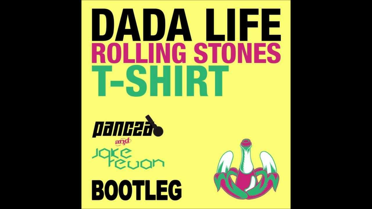 Dada Life - Rolling Stones T-Shirt (Pancza & Jake Revan Bootleg) [Download]
