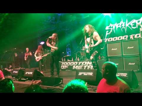 Striker - Full Speed, Or No Speed/Fight For Your Life - 70000 Tons of Metal 2017