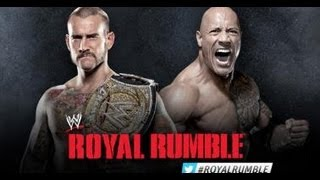 nL Live on Twitch.tv - WWE Royal Rumble 2013 [WWE 13 Simulation!]