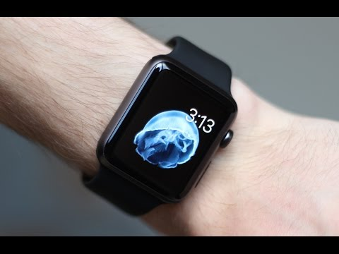 How to Use an Apple Watch