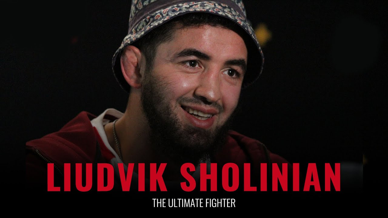 Download The Ultimate Fighter: Liudvik Sholinian full pre-show interview