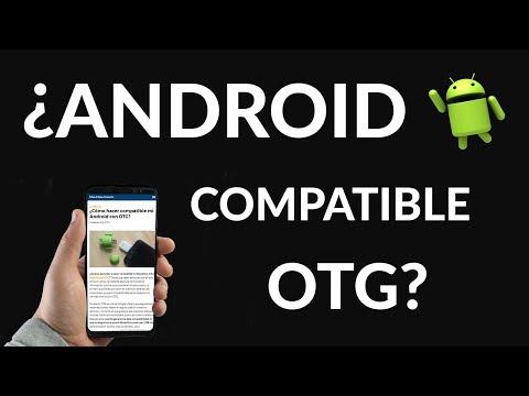 Cómo Hacer que un Móvil sea Compatible con OTG