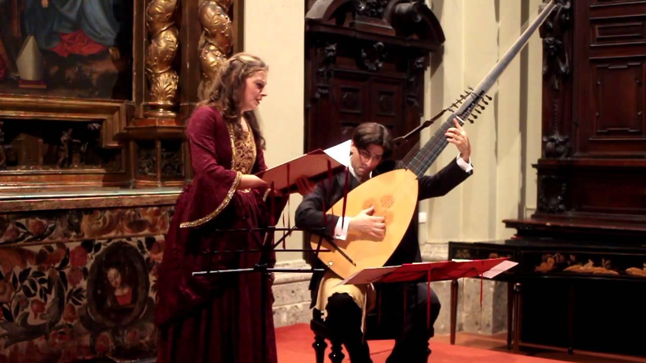Claudio Monteverdi - Il pianto della Madonna - Peggy Bélanger soprano