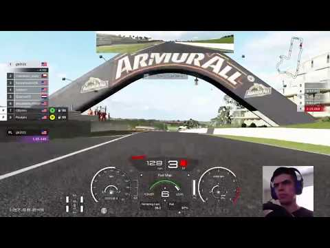 Gran Turismo Sport - FIA Nations Cup Season 3 - Round 3 - Logitech G29 11/22/17
