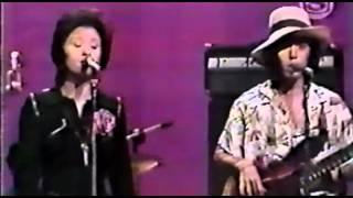Live on Japanese TV, 1974.