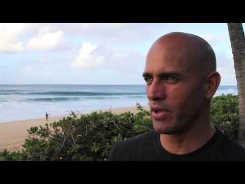 The Legend of Surfing:   Kelly Slater       Living an Organic Life