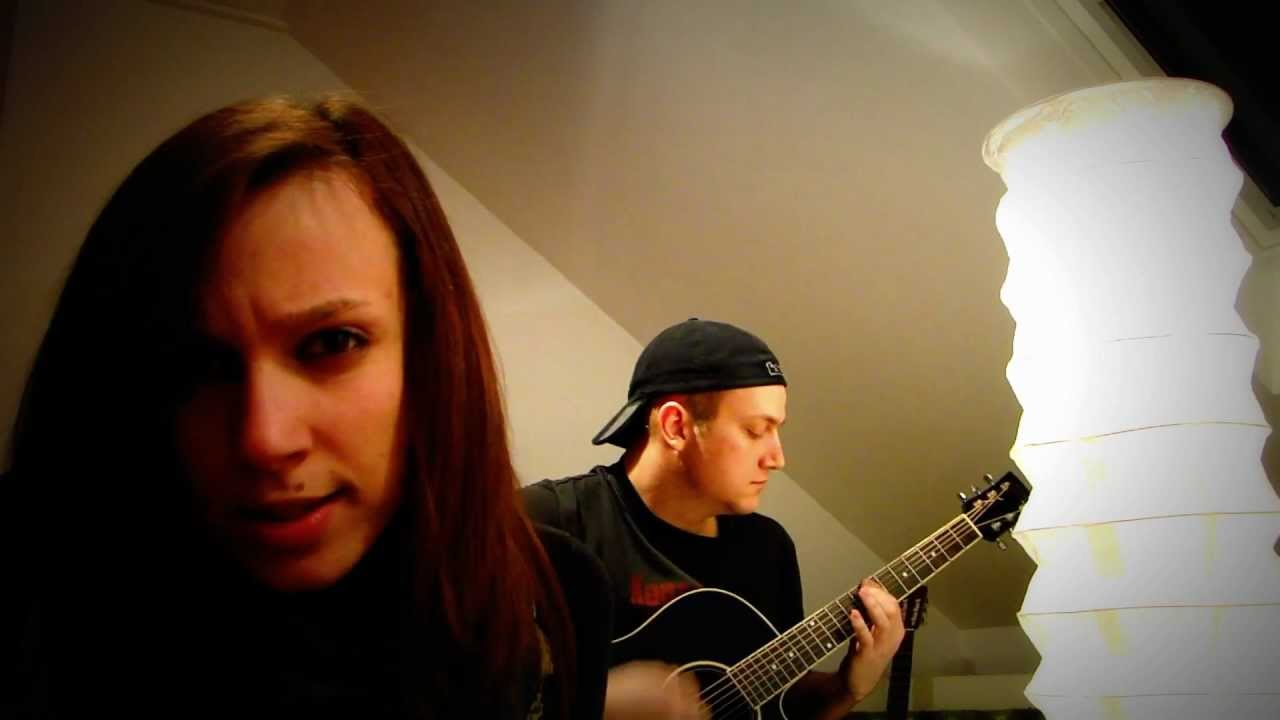 Nine Inch Nails - Survivalism cover - Acoustic by Mojca Zalar ...