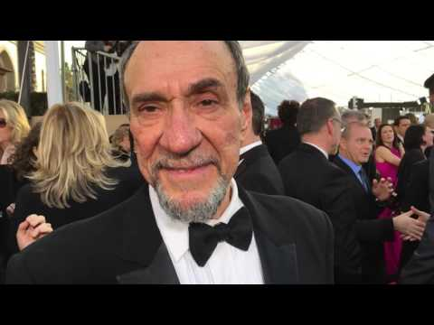 F. Murray Abraham ('Homeland') on the 2016 SAG Awards red carpet
