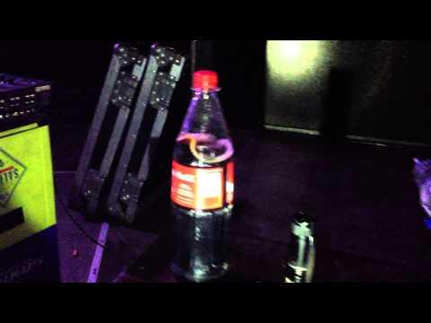 Club Residenz  Soundcheck  Terminal  Techno Floor 01.12.2012