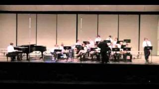 """Splanky"" by Neil Hefti/arr.Calvin Custer"