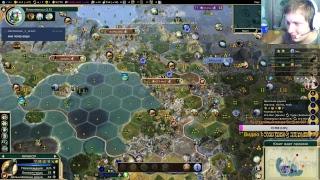 Тупим с Ozzz в Civilization V #6