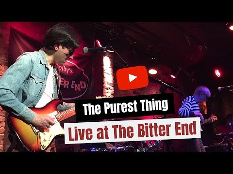 The Purest Thing special feat. Will Lee, Shawn Pelton, A.T.N. Stadwijk