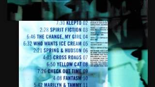 Ravi Coltrane (Spirit Fiction); Roads Cross, Klepto, Spirit Fiction