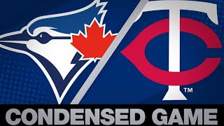 Condensed Game: TOR@MIN - 4/17/19