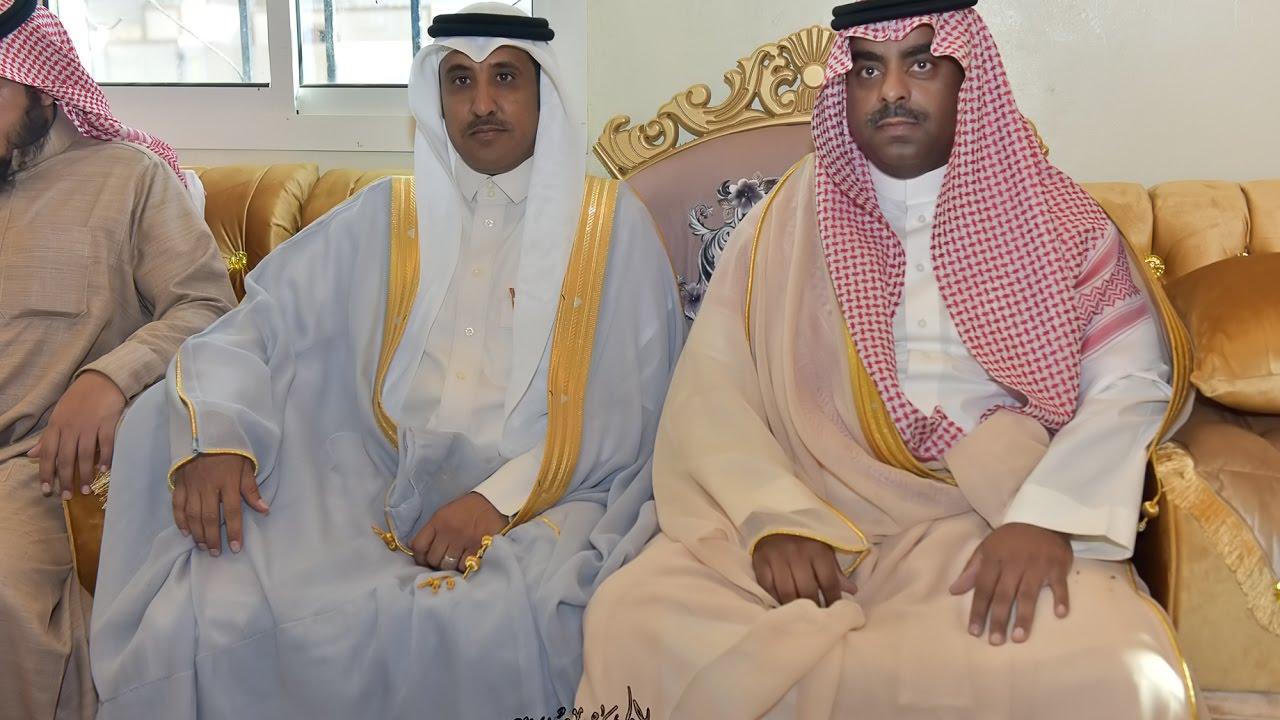 زيارة سمو الأمير مشعل بن محمد آل سعود للشيخ فالح خضران الرشيدي 1 3 1438 هـ Youtube