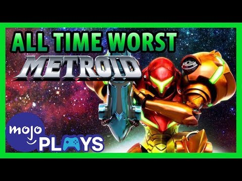 The Worst Metroid Game Ever Made