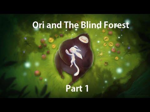 Sedihnya Kehilangan Orang yang Disayangi! Ori and The Blind Forest Indonesia Part 1