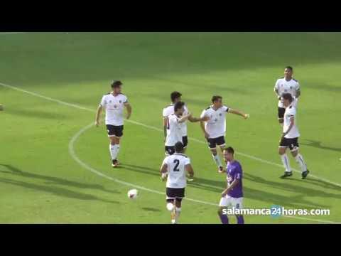 Resumen CF Salmantino UDS 4-0 La Bañeza