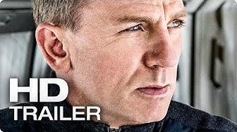 SPECTRE Exklusiv Trailer German Deutsch (2015) James Bond 007