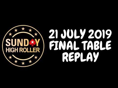 $2,100 Sunday High Roller 21 July 2019 With C. Darwin2 & Lena900
