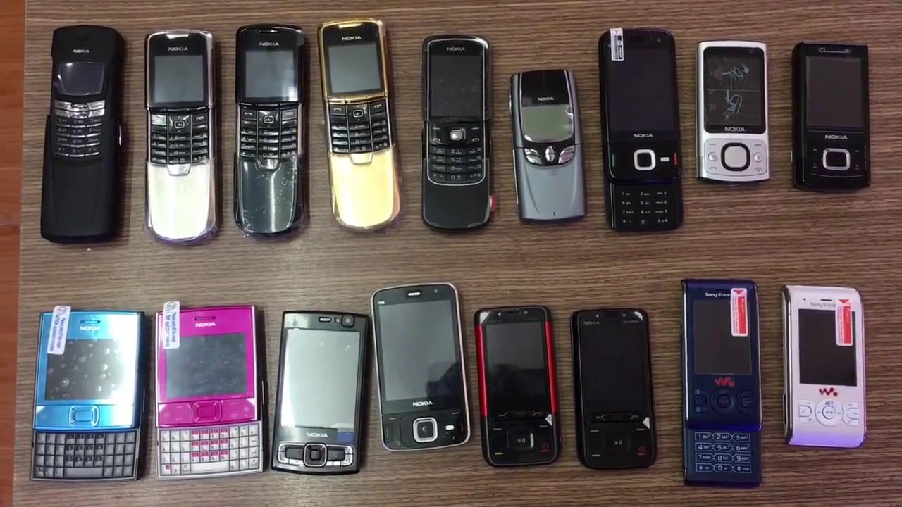 #1 Điện thoại Nokia nắp trượt chính hãng tồn kho,cách nhận biết chính hãng, nơi bán Nokia nắp trượt