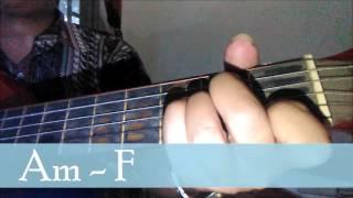 tutorial kunci gitar lagu rohani bagi dia