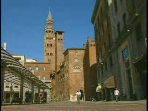 Italy's Waterways: Cremone, Mantua, Padua, Chioggia, Venice