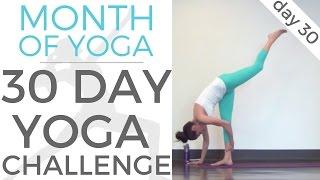 Day 30 - Takeaways // #MonthOfYoga - 30 Day Yoga Challenge